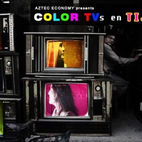 COLOR TVs en TIJUANA