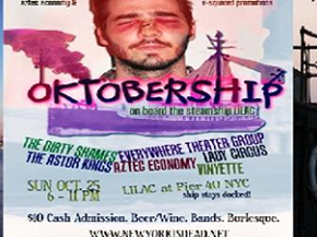 oKOTOBERSHIP / SHIP OF FOOLS (2009)